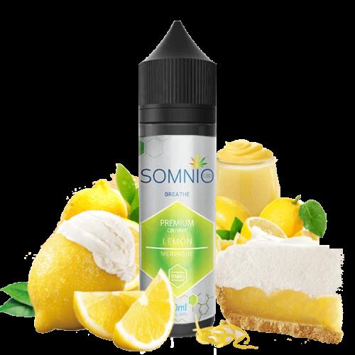 E-liquid Lemon Meringue 300mg CBD