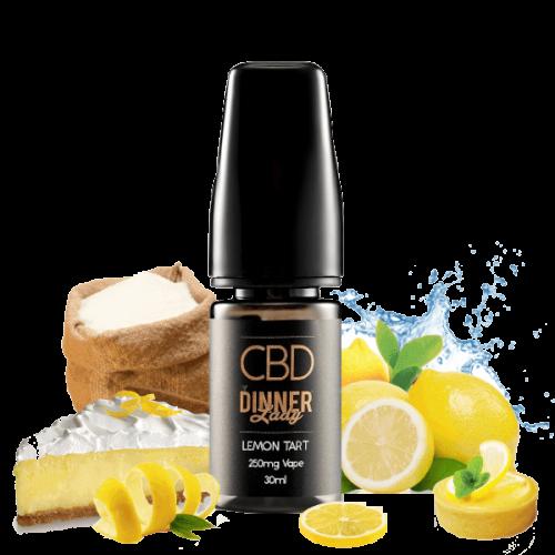 E-liquid Lemon Tart 250-500-1000mg CBD