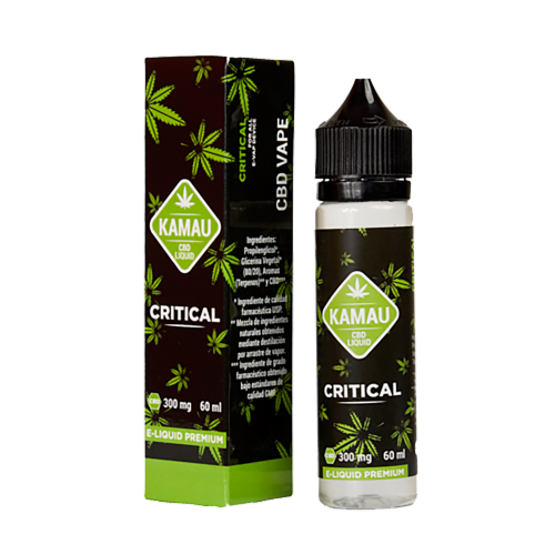 E-liquid Critical 300mg CBD