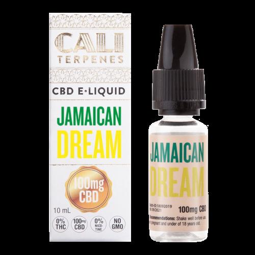 E-liquid Jamaican Dream 100mg CBD