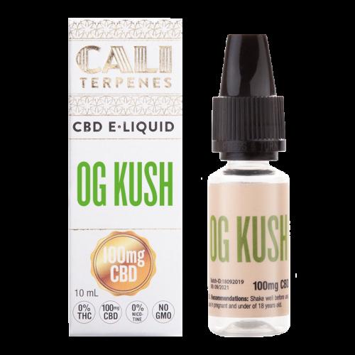E-liquid Og Kush 100mg CBD